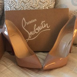 Brand Nee Pigalle Folloes 100 Patent Size 38